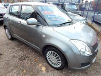 USED 2009 09 SUZUKI SWIFT 1.3 GL 5d 91 BHP GREAT ECONOMY, LOW INSURANCE, CHEAP ROAD TAX