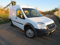USED 2013 62 FORD TRANSIT CONNECT 1.8 T230 HR VDPF 1d 89 BHP Great van Great price, NO VAT !!