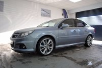 USED 2009 09 VAUXHALL VECTRA 2.8 VXR V6 TURBO 5d 280 BHP