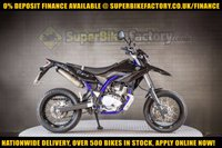 USED 2016 65 YAMAHA WR125 X  GOOD & BAD CREDIT ACCEPTED, OVER 500+ BIKES IN STOCK