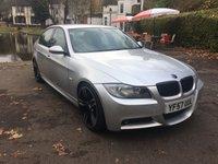 2007 BMW 3 SERIES 2.0 320I M SPORT 4d 168 BHP £4500.00