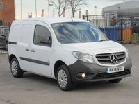 USED 2014 14 MERCEDES-BENZ CITAN 1.5 109 CDI BLUEEFFICIENCY 1d 90 BHP
