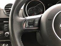 USED 2012 62 AUDI TT 2.0 TDI QUATTRO BLACK EDITION 2d 168 BHP