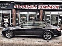 USED 2014 14 MERCEDES-BENZ E CLASS 2.1 E250 CDI SE 4d AUTO 202 BHP