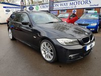 USED 2009 59 BMW 3 SERIES 2.0 320D M SPORT TOURING 5d 175 BHP 0% FINANCE AVAILABLE ON THIS CAR PLEASE CALL 01204 317705