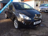 USED 2011 11 FORD KA 1.2 METAL 3d 69 BHP LOW MILEAGE
