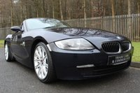 USED 2006 56 BMW Z4 2.5 Z4 SPORT ROADSTER 2d 175 BHP A SUPERB LOW MILEAGE Z4 CONVERTIBLE WITH FULL LEATHER AND SERVICE HISTORY!!!