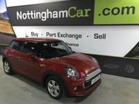 2014 MINI HATCH COOPER COOPER £9295.00