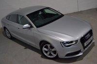 2012 AUDI A5 3.0 SPORTBACK TDI QUATTRO SE 5d AUTO 245 BHP £13500.00