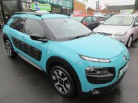 USED 2015 15 CITROEN C4 CACTUS 1.2 PURETECH FLAIR S/S 5d 109 BHP JUST ARRIVED TEST DRIVE TODAY..FINANCE AVAILABLE