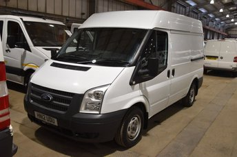 2012 FORD TRANSIT 2.2 280 5d 125 BHP SWB MEDIUM ROOF DIESEL PANEL MANUAL VAN £6750.00