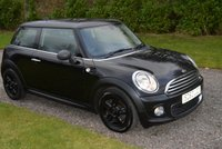 2013 MINI HATCH ONE 1.6 ONE D 3d 90 BHP £6295.00