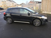 USED 2014 64 SUZUKI SX4 S-CROSS 1.6 SZ-T 5d 118 BHP 1 Private Owner with FSH