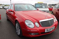 USED 2007 07 MERCEDES-BENZ E CLASS 3.0 E280 CDI SPORT 4d AUTO 187 BHP LOW DEPOSIT OR NO DEPOSIT FINANCE AVAILABLE.