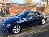 USED 2015 15 BMW 3 SERIES 3.0 330D XDRIVE LUXURY 4d AUTO 255 BHP