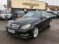 USED 2013 13 MERCEDES-BENZ C CLASS 2.1 C250 CDI BLUEEFFICIENCY AMG SPORT 4d AUTO 202 BHP