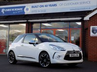 USED 2012 12 CITROEN DS3 1.6 THP DSPORT PLUS 3dr (155) * Full Leather * *ONLY 9.9% APR with FREE Servicing*