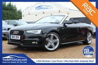 USED 2013 AUDI A5 1.8 TFSI S LINE SPECIAL EDITION 2d 168 BHP