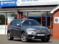 USED 2016 16 BMW X5 3.0 XDRIVE40D M SPORT 5dr AUTO (310) ** 7 Seats + Huge Spec **