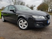 USED 2011 60 SEAT EXEO 2.0 S CR TDI 4d 1 FORMER KEEPER
