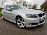 2011 BMW 3 SERIES 2.0 320D EFFICIENTDYNAMICS 4d 161 BHP £5475.00