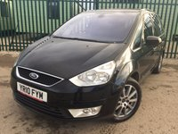 2010 FORD GALAXY 2.0 GHIA TDCI 5d AUTO 140 BHP 7 SEATER PRIVACY PDC FSH £9790.00