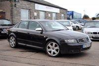 2004 AUDI S4 4.2 QUATTRO 4d 339 BHP £2650.00