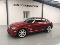 USED 2006 06 CHRYSLER CROSSFIRE 3.2 V6 2d AUTO 215 BHP HEATED LEATHER