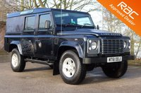 2011 LAND ROVER DEFENDER 2.4 110 TD XS UTILITY WAGON 1d 121 BHP £15850.00