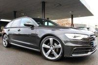 2014 AUDI A6 2.0 AVANT TDI ULTRA S LINE BLACK EDITION 5d 188 BHP £18990.00