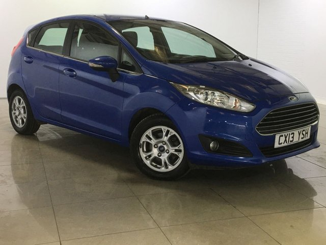View our 2013 13 FORD FIESTA 1.6 ZETEC ECONETIC TDCI 5d 94 BHP