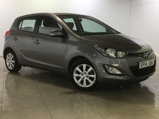 View our 2014 14 HYUNDAI I20 1.2 ACTIVE 5d 84 BHP