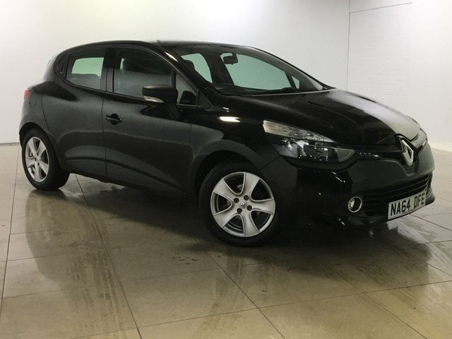 View our 2014 64 RENAULT CLIO 1.5 EXPRESSION PLUS ENERGY DCI ECO2 S/S 5d 90 BHP