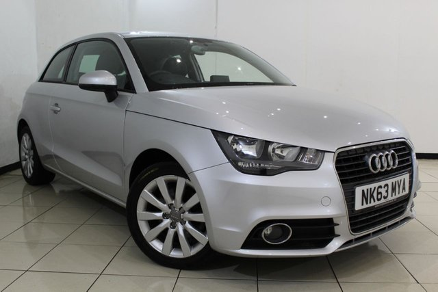 View our 2013 63 AUDI A1 1.4 TFSI SPORT 3DR 122 BHP