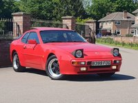 USED 1985 B PORSCHE 944 Lux 2.5L Petrol VERY LOW MILEAGE ONLY 23K + HPI CLEAR