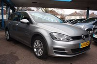 2016 VOLKSWAGEN GOLF 1.6 SE TDI BLUEMOTION TECHNOLOGY 5dr 109 BHP £12595.00