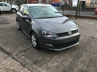 USED 2011 60 VOLKSWAGEN POLO 1.2 MODA A/C 5d 70 BHP Just Arrived-1.2 Petrol Engine-Full Service History-Bluetooth-Air Con