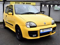 USED 2002 02 FIAT SEICENTO 1.1 SPORTING 3d 54 BHP * ARBARTH BODYKIT & WHEELS *