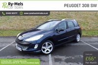 USED 2010 60 PEUGEOT 308 1.6 SW SPORT HDI 5d 110 BHP NEW CLUTCH AND DUAL MASS AT 96,022