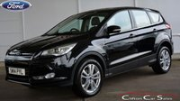 2014 FORD KUGA 2.0TDCi TITANIUM X 4WD 5 DOOR 6-SPEED 160 BHP £13990.00