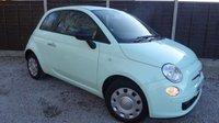 USED 2014 64 FIAT 500 1.2 POP 3dr £30 Tax, Low Miles