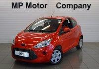 2015 FORD KA 1.2 EDGE 3d 69 BHP £5295.00