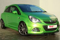 USED 2013 13 VAUXHALL CORSA 1.6 VXR NURBURGRING EDITION 3d 202 BHP 1 OWNER + FULL SERVICE HISTORY