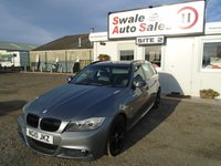 2010 BMW 3 SERIES 2.0 318I M SPORT BUSINESS EDITION TOURING 5d 141 BHP £9295.00