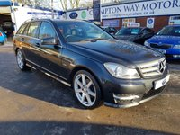 USED 2011 11 MERCEDES-BENZ C CLASS 2.1 C200 CDI BLUEEFFICIENCY SPORT 5d 135 BHP 0% FINANCE AVAILABLE ON THIS CAR PLEASE CALL 01204 317705
