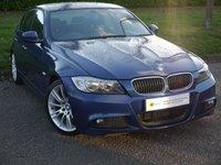 2009 BMW 3 SERIES 2.0 318D M SPORT BUSINESS EDITION 4d 141 BHP £7995.00