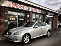 USED 2007 07 LEXUS IS 2.2 220D 4d 175 BHP