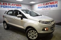 USED 2015 65 FORD ECOSPORT 1.0 ZETEC 5d 124 BHP 1 Owner from new, Bluetooth ,Isofix, Alloys