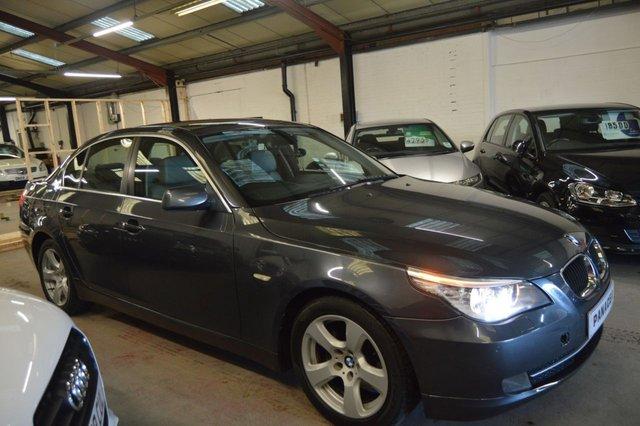 2007 57 BMW 5 SERIES 2.0 520D SE 4d AUTO 175 BHP