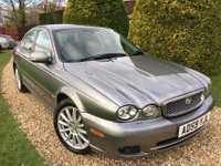 USED 2009 59 JAGUAR X-TYPE 2.2 SE 4d AUTO